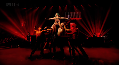 Chris Rigby lighting director Lady Gaga
